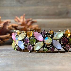 Jewelry - Summer Rhinestone Stretch Bracelet